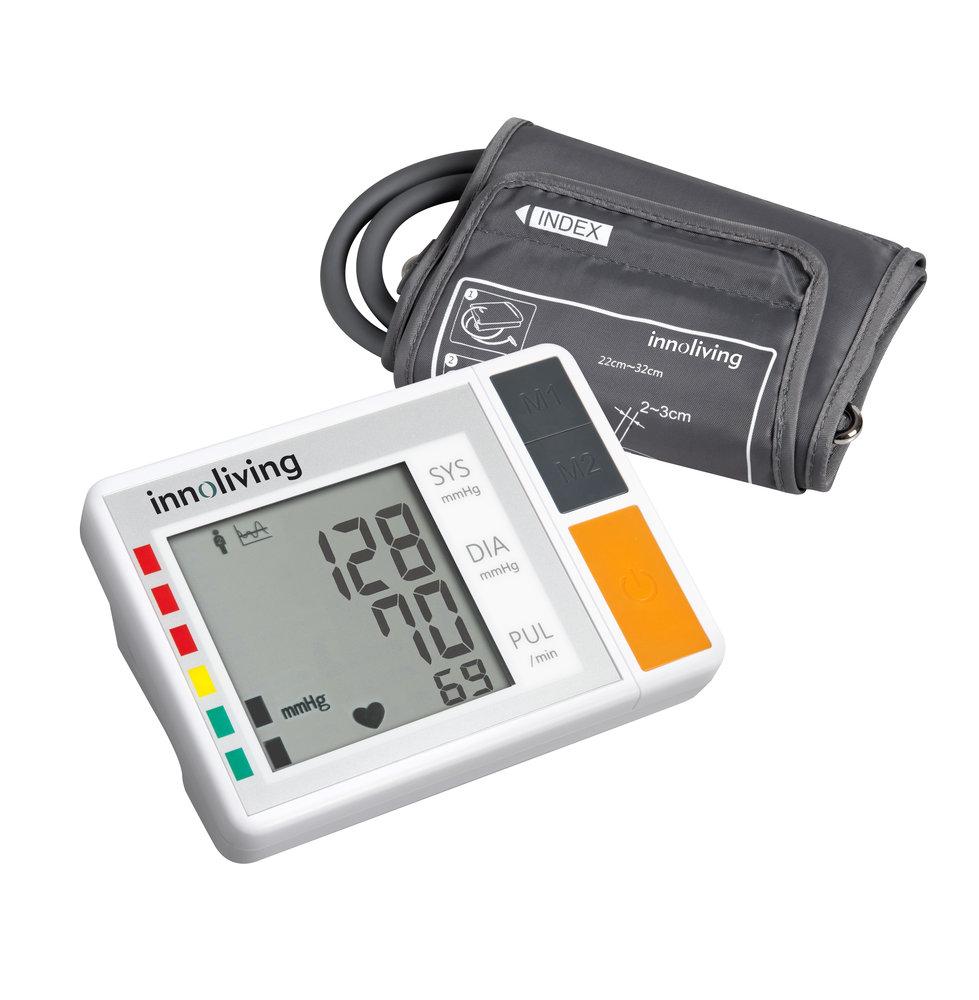INNOLIVING Дигитален автоматичен уред за измерване на..